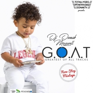 DJ Donak - G.O.A.T (Greatest Of All Tracks) Mix